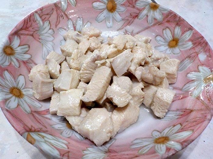 樹豆蘋果咖哩雞