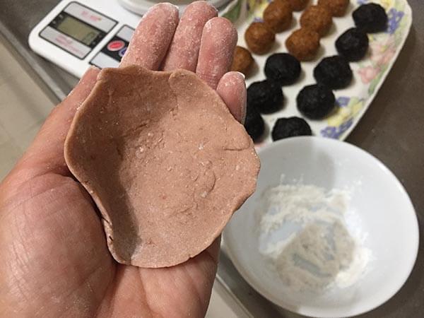 瑞岩香米湯圓 黑米湯圓