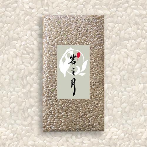 月配一年-糙米(圓米)1000公克裝