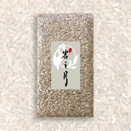 月配一年-糙米(長米)1000公克裝