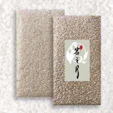 月配半年-白米,糙米(圓米)2000公克裝(內含運費)
