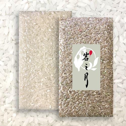 月配半年-白米,糙米(長米)2000公克裝