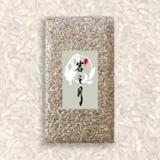 月配半年-糙米(長米)1000公克裝(內含運費)
